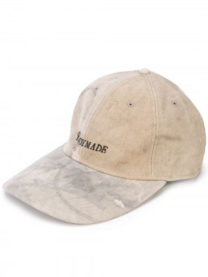 Бейсбольная кепка с логотипом Readymade. Цвет: коричневый