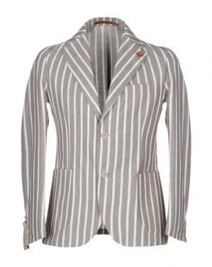 Пиджак GABARDINE. Цвет: светло-коричневый