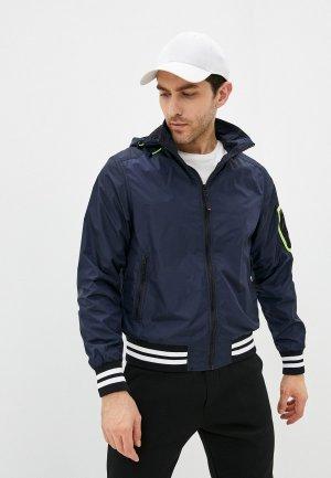 Куртка Bogner Fire+Ice. Цвет: синий