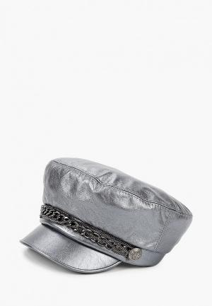 Кепка Avanta. Цвет: серебряный