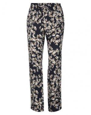 Повседневные брюки JEFF. Цвет: темно-синий