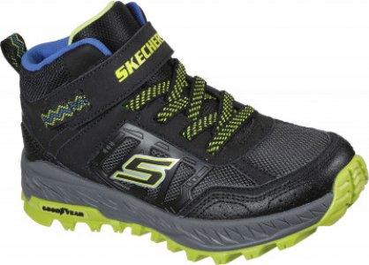 Ботинки для мальчиков Fuse Tread, размер 34 Skechers. Цвет: черный