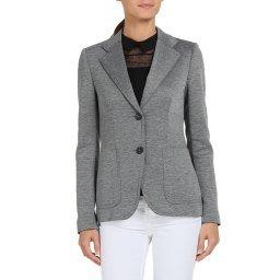 Пиджак WW0WW25082 серый TOMMY HILFIGER