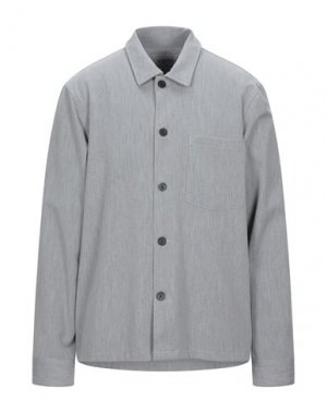 Pубашка ELVINE. Цвет: серый