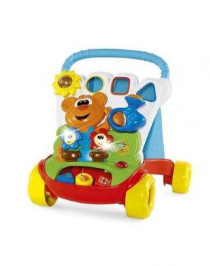 Игрушки для малышей CHICCO. Цвет: зеленый