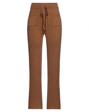 Повседневные брюки B.YU. Цвет: коричневый