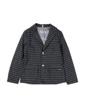 Пиджак FRED MELLO. Цвет: серый