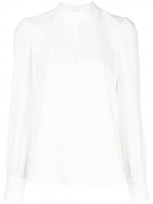 Блузка с длинными рукавами A.L.C.. Цвет: белый