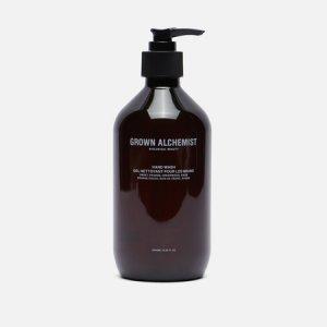 Жидкое мыло Sweet Orange & Cedarwood Sage Large Grown Alchemist. Цвет: коричневый