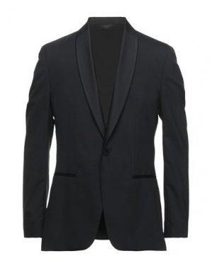 Пиджак CALVIN KLEIN. Цвет: черный