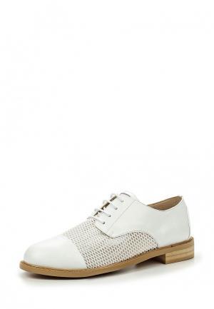 Ботинки Laceys London LA017AWHHD52. Цвет: белый