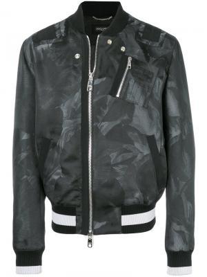 Куртка-бомбер с рисунком Dolce & Gabbana