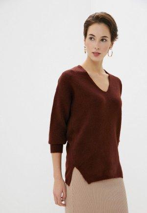 Пуловер Koton. Цвет: коричневый