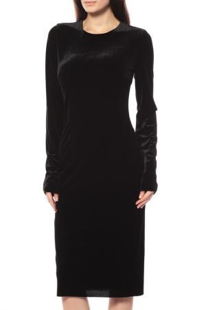 Платье A.Terekhov. Цвет: черный
