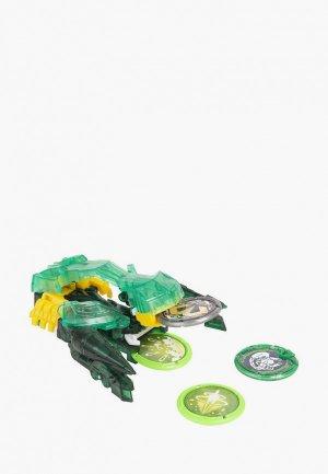 Игрушка Росмэн Дикие Скричеры. Маш-трансформер Кинг Скорпион S2. ТМ Screechers Wild. Цвет: разноцветный