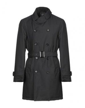 Легкое пальто ADHOC. Цвет: стальной серый