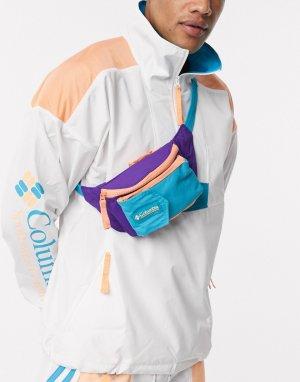 Фиолетовая сумка-кошелек на пояс Popo-Фиолетовый Columbia