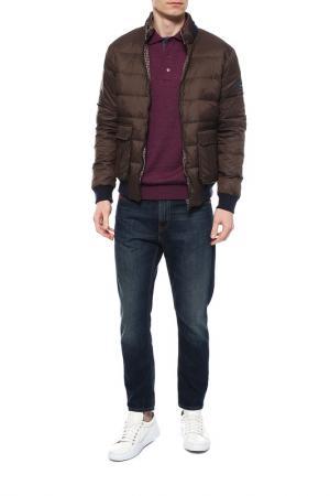Куртка HARMONT & BLAINE. Цвет: коричневый
