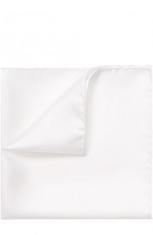 Шелковый платок Tom Ford. Цвет: белый