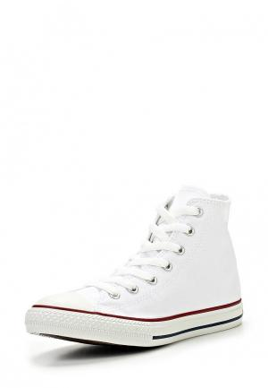 Кеды Converse YTHS CT CORE HI OPT WHT. Цвет: белый
