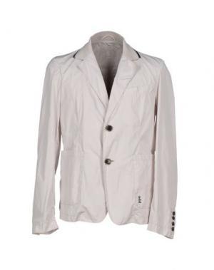 Пиджак ADD. Цвет: светло-серый