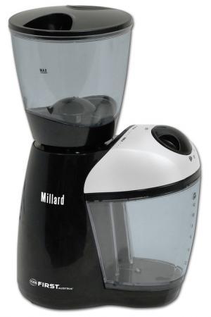 Кофемолка FIRST. Цвет: черный