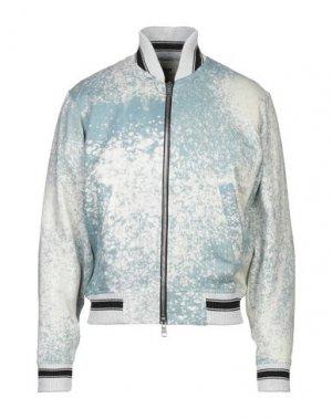 Куртка HERMAN. Цвет: пастельно-синий