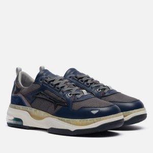 Мужские кроссовки Drake 106 Premiata. Цвет: синий