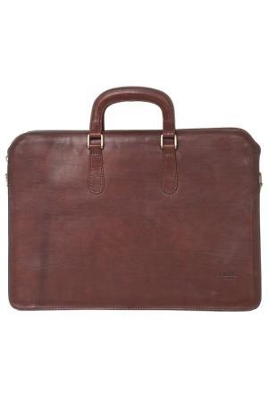 Briefcase MEDICI OF FLORENCE. Цвет: dark brown