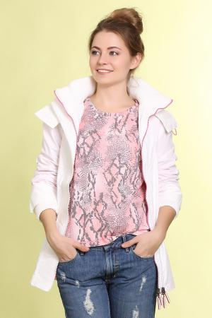 Куртка Locust. Цвет: белый
