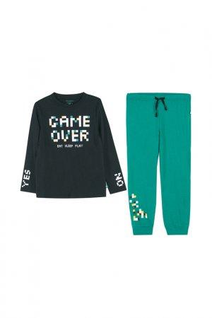 Пижама Coccodrillo. Цвет: разноцветный