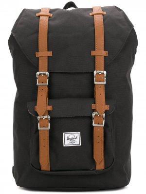 Рюкзак Little America Herschel Supply Co.. Цвет: черный