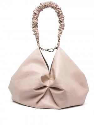 Большая сумка-тоут Rosh 0711. Цвет: нейтральные цвета