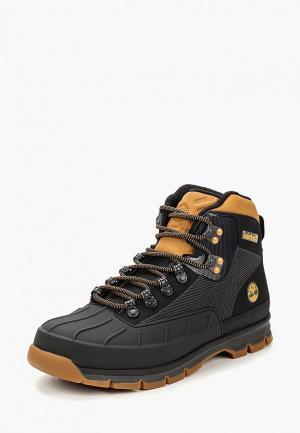 Ботинки трекинговые Timberland TI007AMCGSI3. Цвет: черный