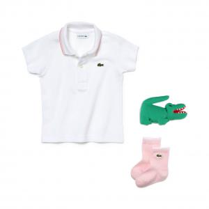 Детский костюм Lacoste. Цвет: none