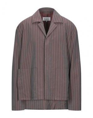 Пиджак MAISON MARGIELA. Цвет: какао