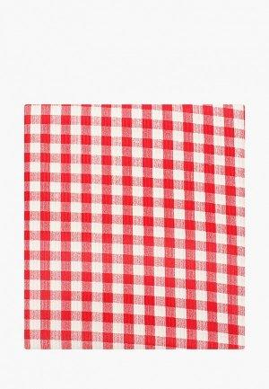 Скатерть Галант 140х125 см.. Цвет: красный