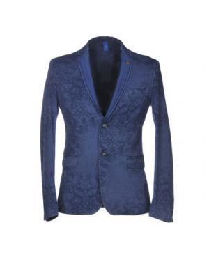 Пиджак ITALIANS GENTLEMEN. Цвет: синий