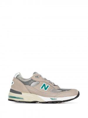 Made in UK 991 Anniversary sneakers New Balance. Цвет: серый