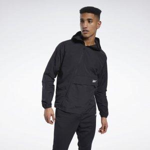 Спортивная куртка Full Zip Woven Reebok