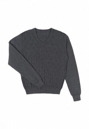 Пуловер Born. Цвет: серый