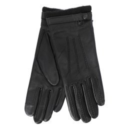 Перчатки PAULA/A черный AGNELLE