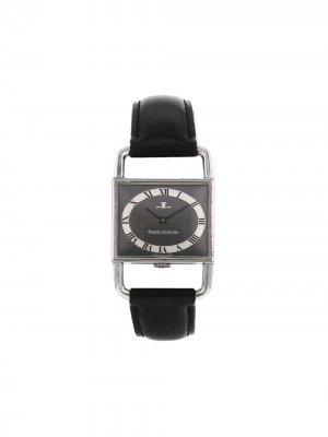 Наручные часы Etrier pre-owned 23 мм 1970-х годов Jaeger-LeCoultre. Цвет: серый