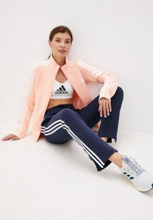 Костюм спортивный adidas W TS CO Energiz. Цвет: разноцветный