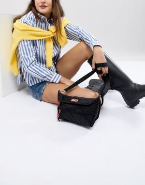 Черная сумка-кошелек на пояс Original-Черный Hunter