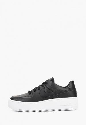 Кеды Nike Air Force 1 Sage Low Womens Shoe. Цвет: черный
