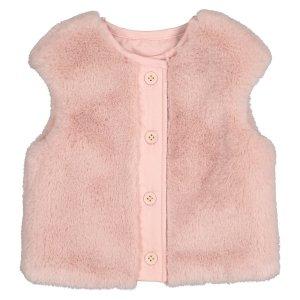 Кардиган La Redoute. Цвет: розовый