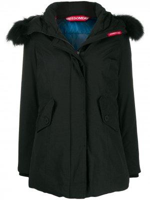 Куртка Chamois Freedomday. Цвет: черный