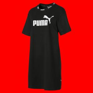 Платье Amplified Dress PUMA. Цвет: черный