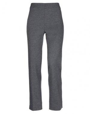 Повседневные брюки BOTONDI MILANO. Цвет: серый